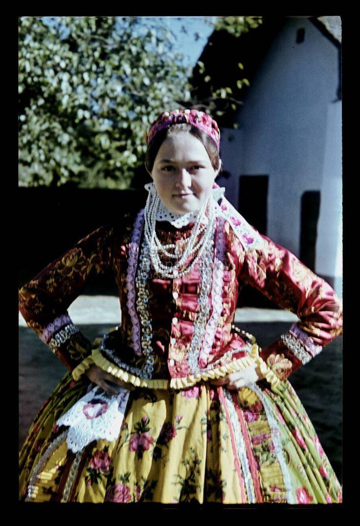 From Doroszló, NHA Néprajzi Múzeum | Online Gyűjtemények - Etnológiai Archívum…