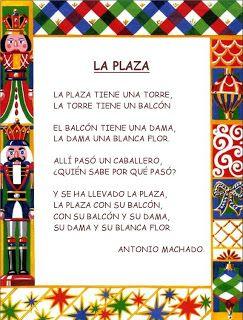 """""""La Plaza"""", Antonio Machado (Sevilla, 1875 - Colliure, 1939)."""