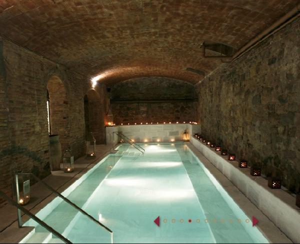 Barcelona – O banho turco: Hamam