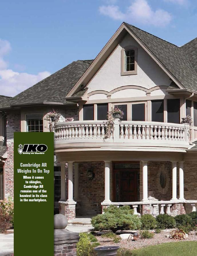 Best 18 Best Iko – Cambridge – Roofing Shingles Images On 400 x 300