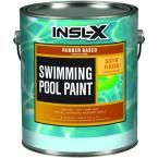 Insl-X RP 1 gal. Satin Rubber Base Royal Blue Swimming Pool Paint