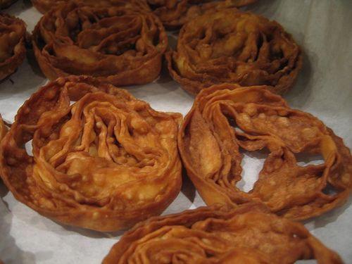 Ricetta delle Cartellate, dolce tipico pugliese