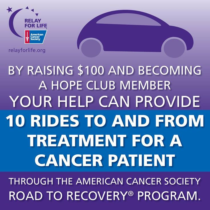 Raise $100 to become a Hope Club member, and be proud of what your fundraising dollars can help provide to those affected by cancer.