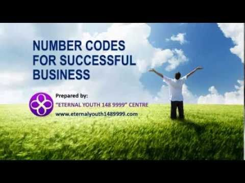 Grigori Grabovoi - Number codes for successful business - YouTube