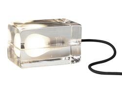 Block lamp by Harri Koskinen.