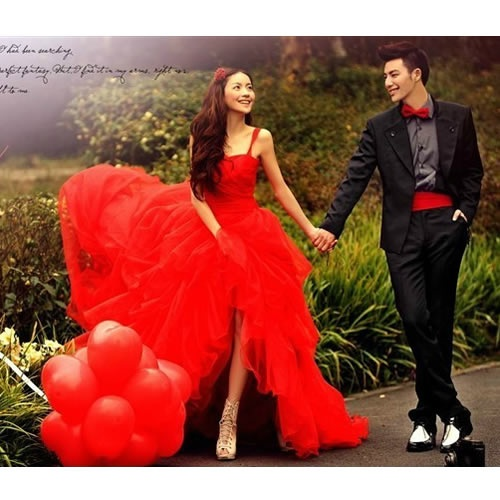 Best Special Occasion Event Dress Wear Clothing Outfits Costumes for Couples SKU-307146