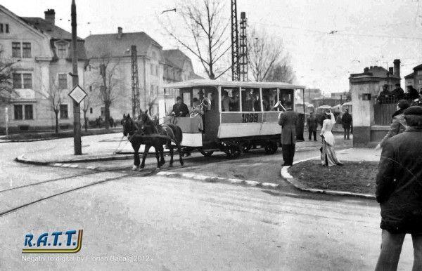 RATT ne invita la plimbare cu tramvaiul turistic pentru a ne aminti de cel tras de cai