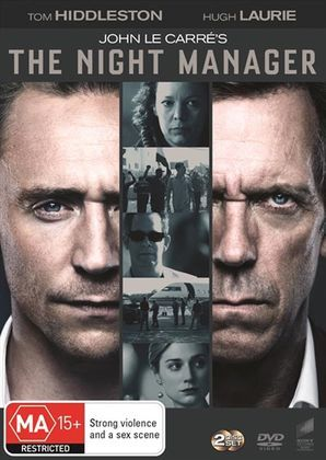 A night manager of a European hotel is recruited by intelligence agents to…