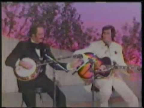 Wayne Newton - Banjo Picker and You'll Never Find Another Love - YouTube