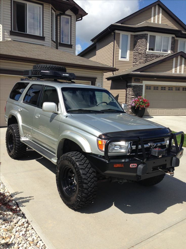 3rd Gen 4runner Roof Rack