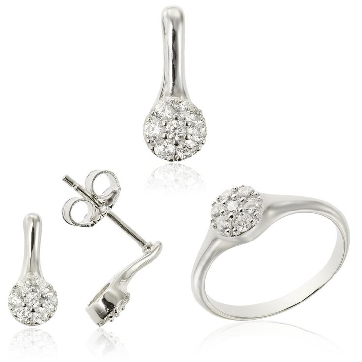 Set de argint Cluster cu cristale Cod TRSS022 Check more at https://www.corelle.ro/produse/bijuterii/seturi-argint/set-de-argint-cluster-cu-cristale-cod-trss022/