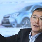 Subaru Open To Investment Into Toyota–Mazda EV Company