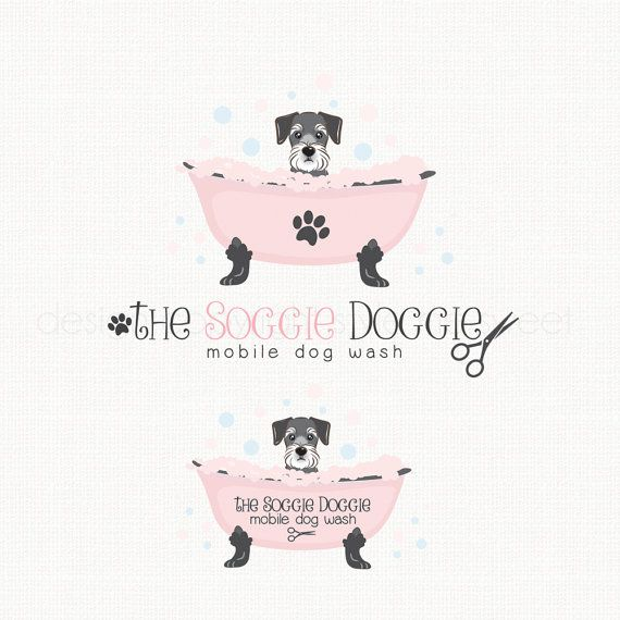 13 best names images on pinterest dog grooming business pets and dog grooming logo mobile dog wash logo pet by stylemesweetdesign solutioingenieria Gallery