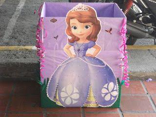 FIESTAS Y DETALLES: decoracion globos princesa sofia