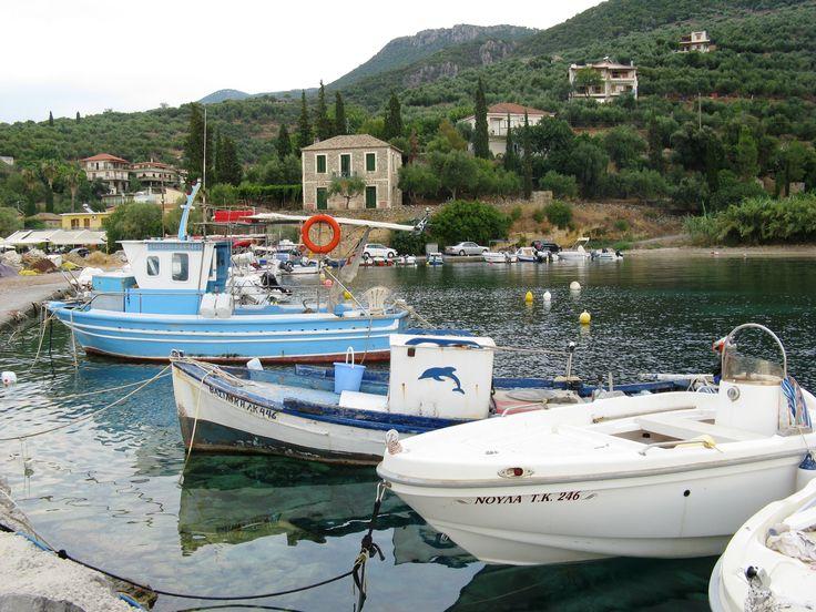 Fishing port #Kalamata #Greece