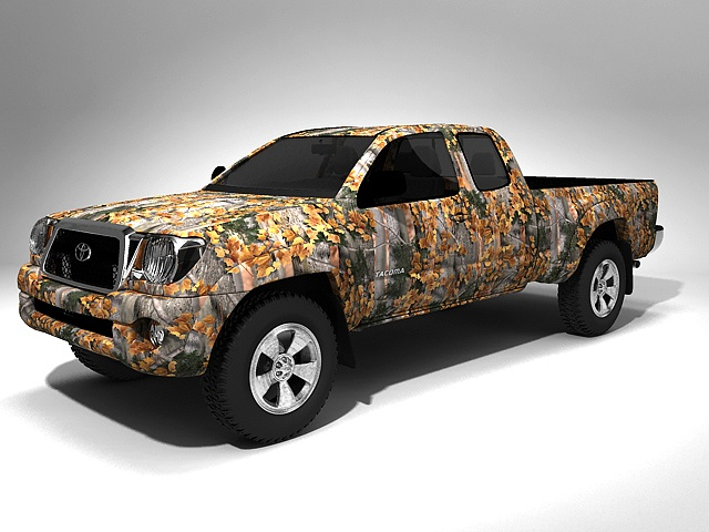 #autocollant #sticker Camouflage véhicule X-Forest ambre / Amber X-Forest Camouflage for vehicle. $839.95