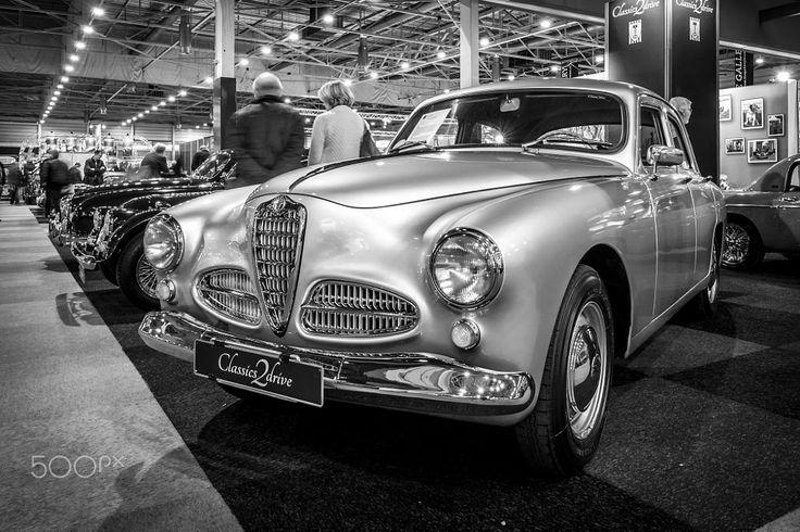 Alfa Romeo 1900 Berlina, 1954. by Sergey Kohl on 500px