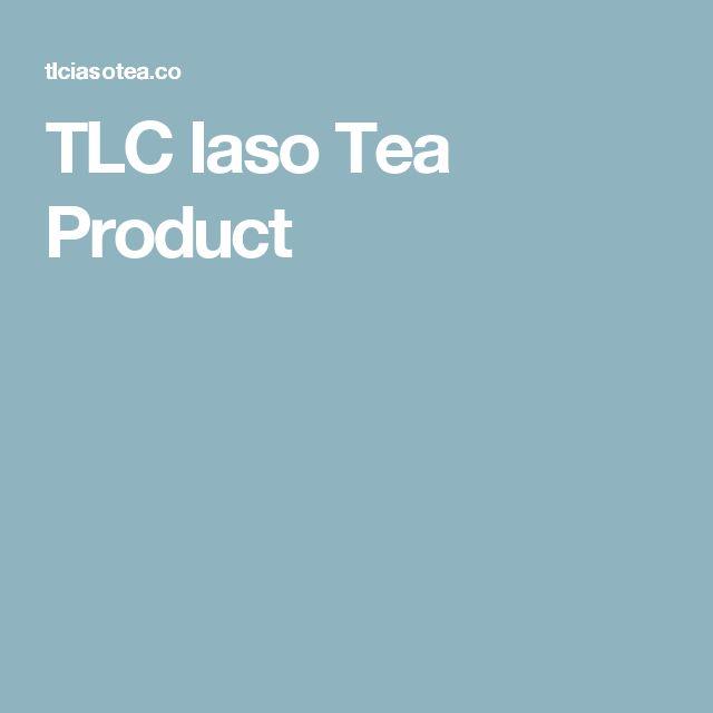 TLC Iaso Tea Product