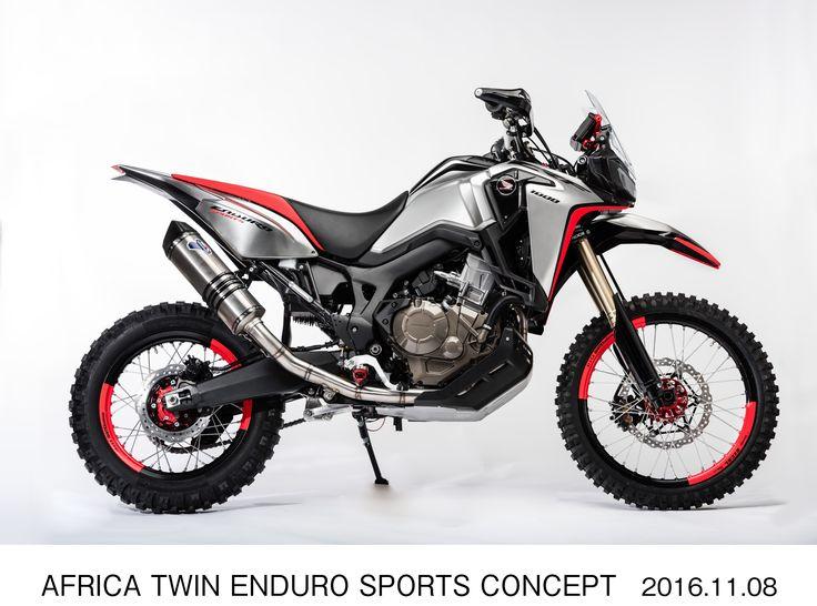 Δύο πρωτότυπες μοτοσυκλέτες Honda