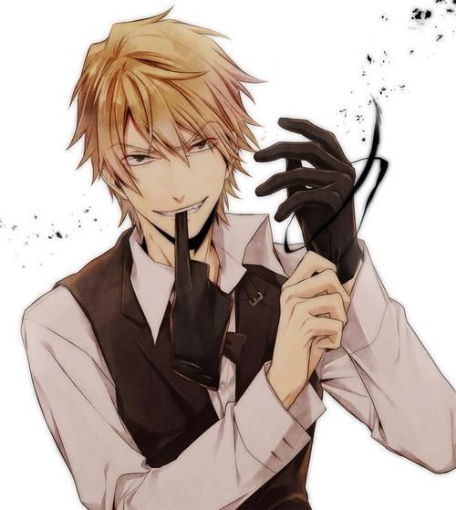 30 Day Anime Challenge - Day 3: Your Favorite Male Anime Character -  Heiwajima Shizuo from Durarara!!