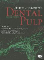 """Seltzer and Bender's dental pulp"" / edited by Kenneth M. Hargreaves, Harold E. Goodis, Franklin R. Tay. Hanover Park, IL : Quintessence, cop. 2012. Matèries: Polpa dental; Endodòncia; Fisiologia; Malalties de la polpa dental. #nabibbell"