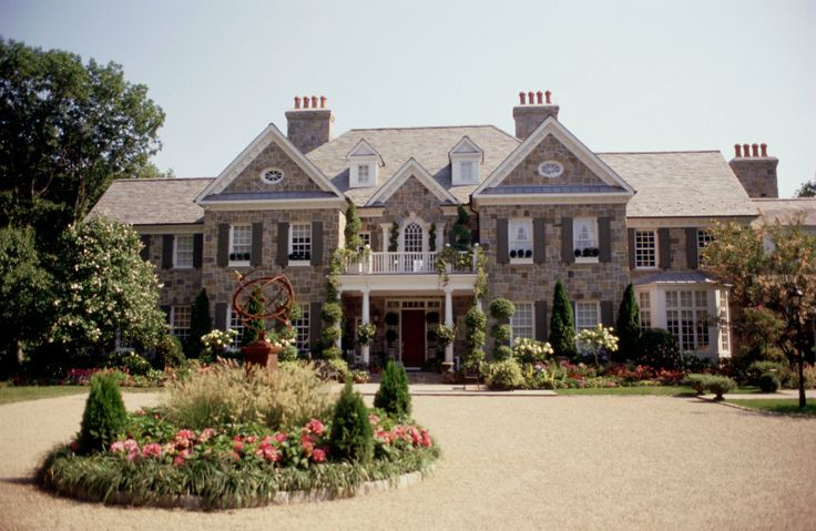 Is is weird that I love the houses from the Stepford Wives?