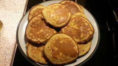 Heerlijke courgette pannenkoeken volgens recept van Amber Albarda