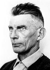 "Samuel Beckett (1906-1989)... Nobel 1969... Esperando a Godot... ""Da igual, prueba otra vez, fracasa otra vez, fracasa mejor."""
