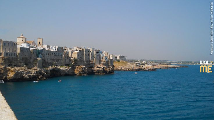 2015, week 44. Polignano a Mare (BA) - Italy. Picture taken: 2012, 08