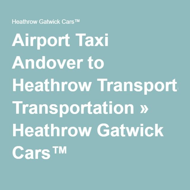 how to get from gatwick airport to london heathrow