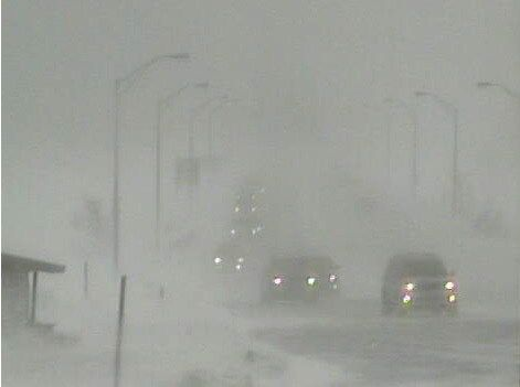 Straits Area Travel Conditions Deteriorate with Winter Storm - Northern Michigan's News Leader