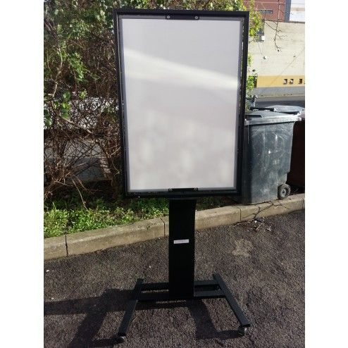 #Sasco Dual Presenter / #Mobile Flipchart