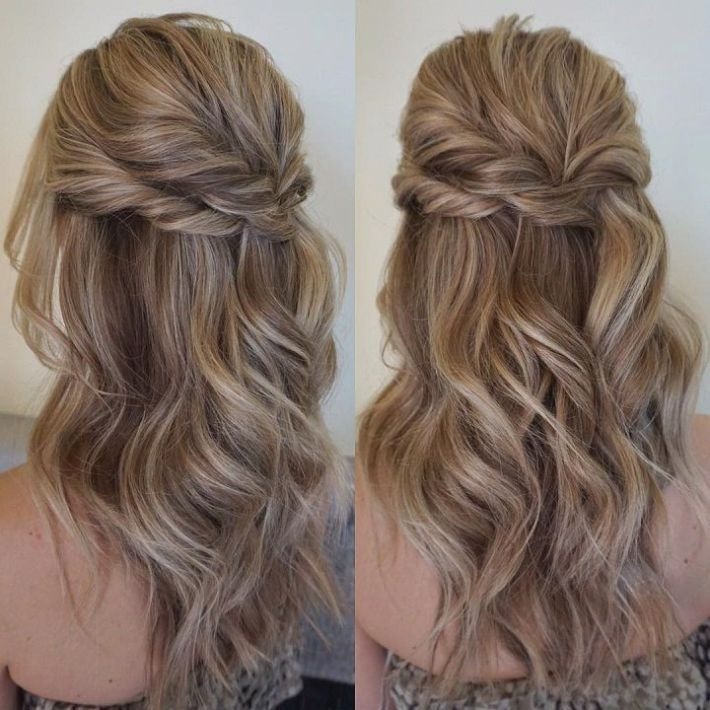 Long Hairstyles For Prom Long Curly Hairstyles For Prom Long Curly Prom Hairstyles Tumblr Click Visit Lin Hair Styles Wedding Hair Down Wedding Hairstyles