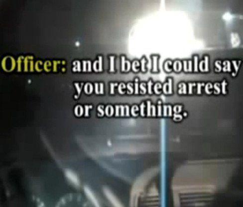 police state, police corruption, police brutality