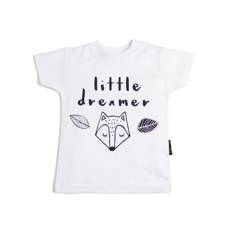 100% Organic Cotton Kids Little Dreamer Tee buy at Thistle & Roo