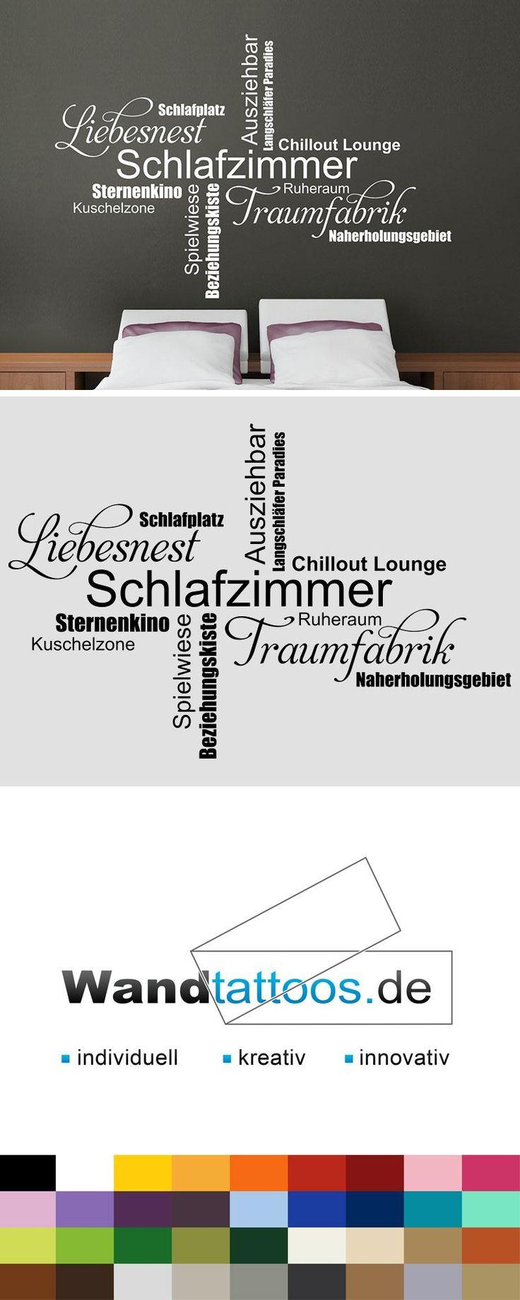 https://s-media-cache-ak0.pinimg.com/736x/0d/15/dc/0d15dc08e5e1d21ddd70a06848395ef5.jpg - Wohnideen Fr Schlafzimmer Mit Wandtattoo
