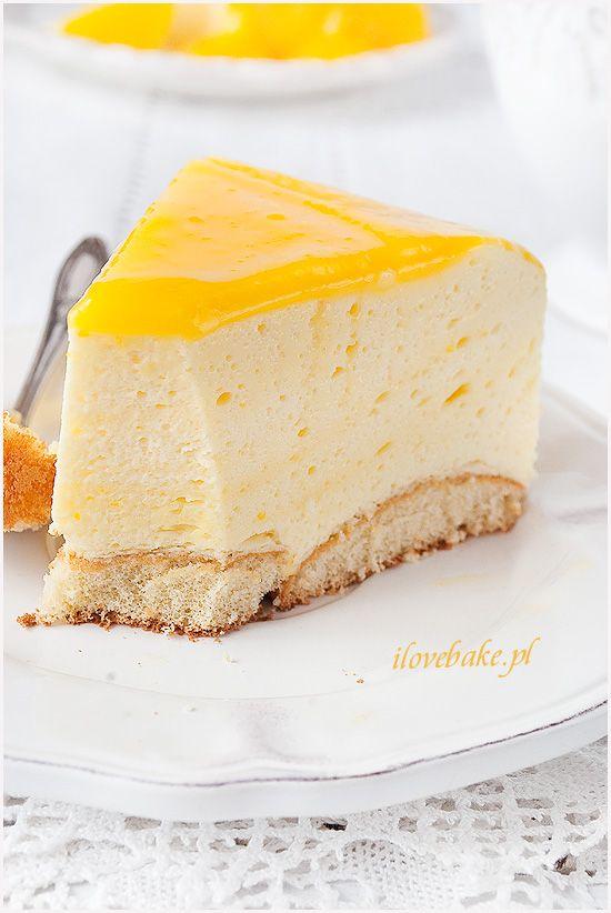 Kalte Zitrone Käsekuchen ohne Käse auf Proteine