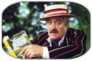 Bernard Cribbins...master storyteller on Jackanory!