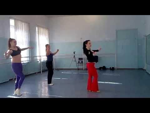 Мастер-класс ,,Восточные руки,, движения из арабского и индийских танцев.