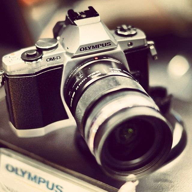The splash & freezeproof design of the #Olympus OMD won't slow you down this snowy winter!