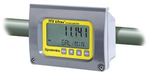 Ultrasonic Flow Meter Solutions from Dynasonic