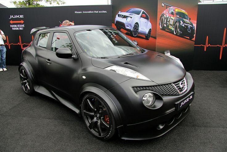 Luxury 2016 Juke Nissan