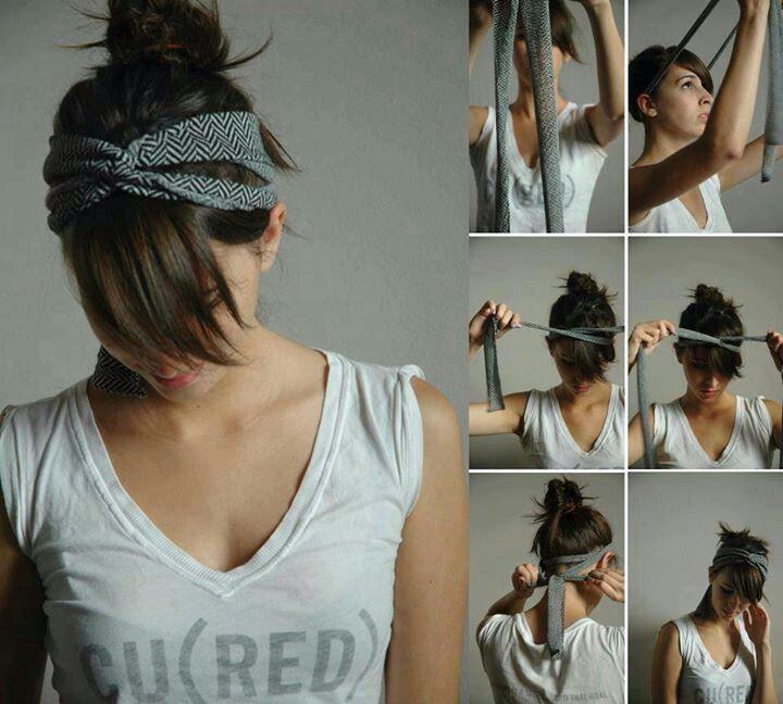 Aprenda a fazer um turbante em poucos passos e arrase no verão!
