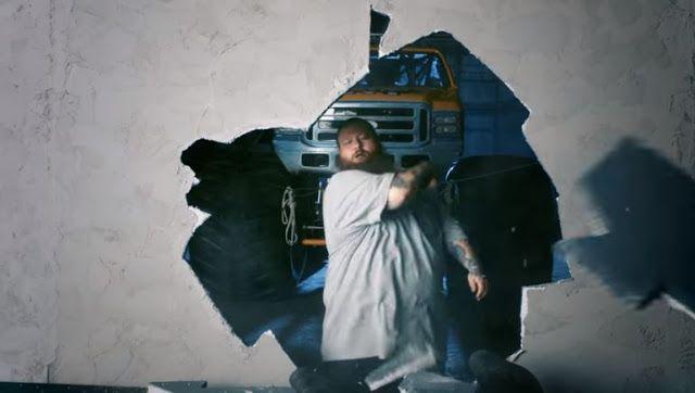 SPATE TV- Hip Hop Videos Blog for News, Interviews and more: Action Bronson - Let Me Breathe