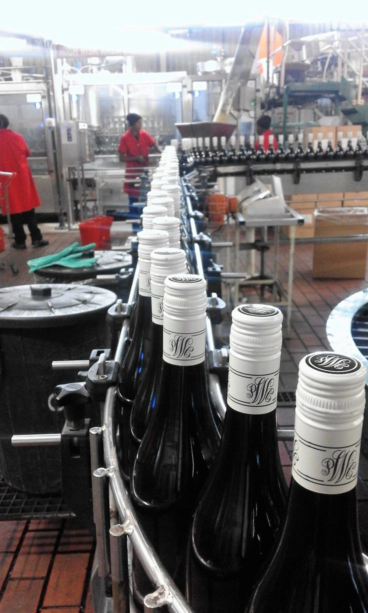 Bottling Plant in Malmesbury
