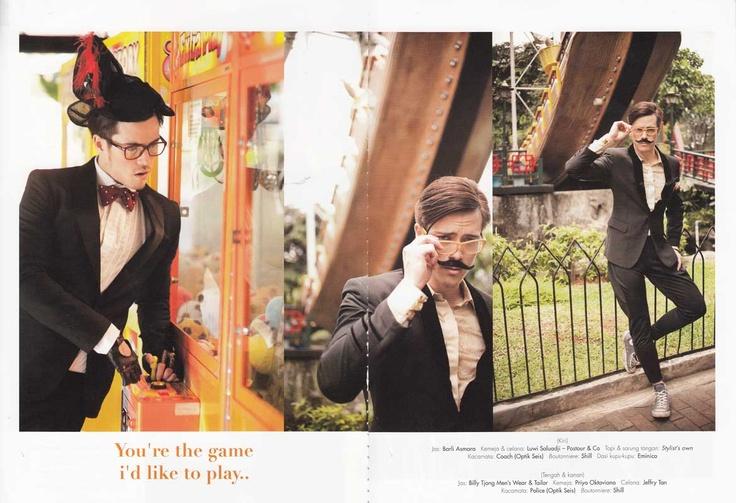 Neat & stylish | #sunglasses : #Coach #Police |   Source: Le Mariage magazine