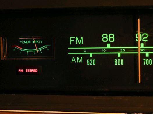 FM STEREO TUNED