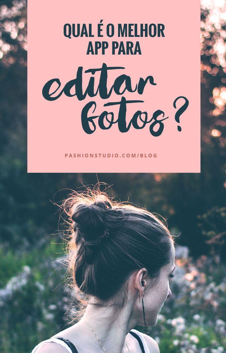 Acho que a pergunta que eu mais ouço na minha área profissional é: que app você usa para editar as suas fotos? Ou - que aplicativo as blogueiras usam para editar fotos?