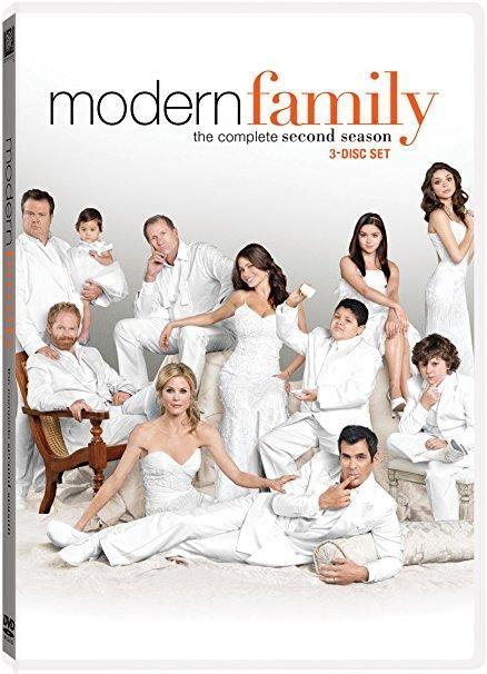 Ed O'Neill & Julie Bowen - Modern Family: Season 2
