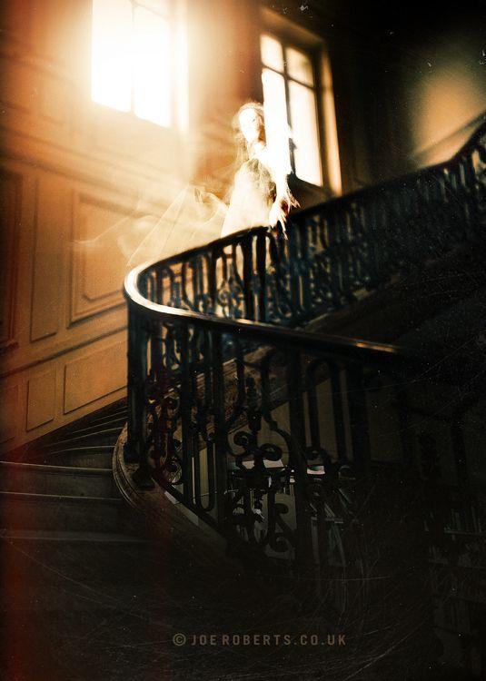 Ghost by Joe-Roberts.deviantart.com on @deviantART